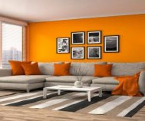 Living With Orange